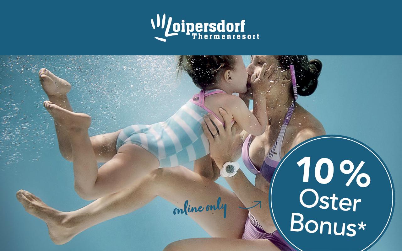 Loipersdorf Oster-Gutscheine für 2020