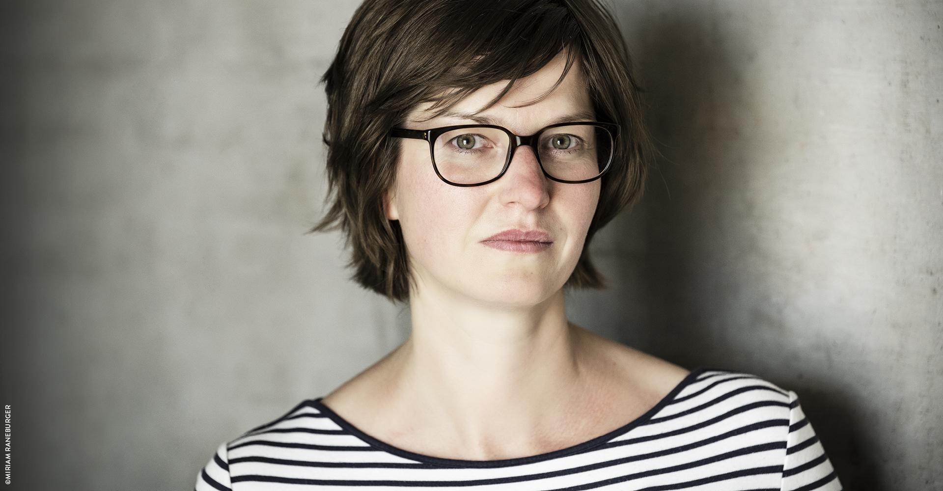 Barbara Nußmüller (Foto: Miriam Raneburger)