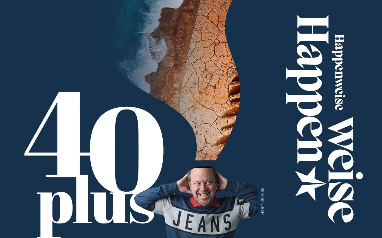 40 Plus Magazin Juli 21