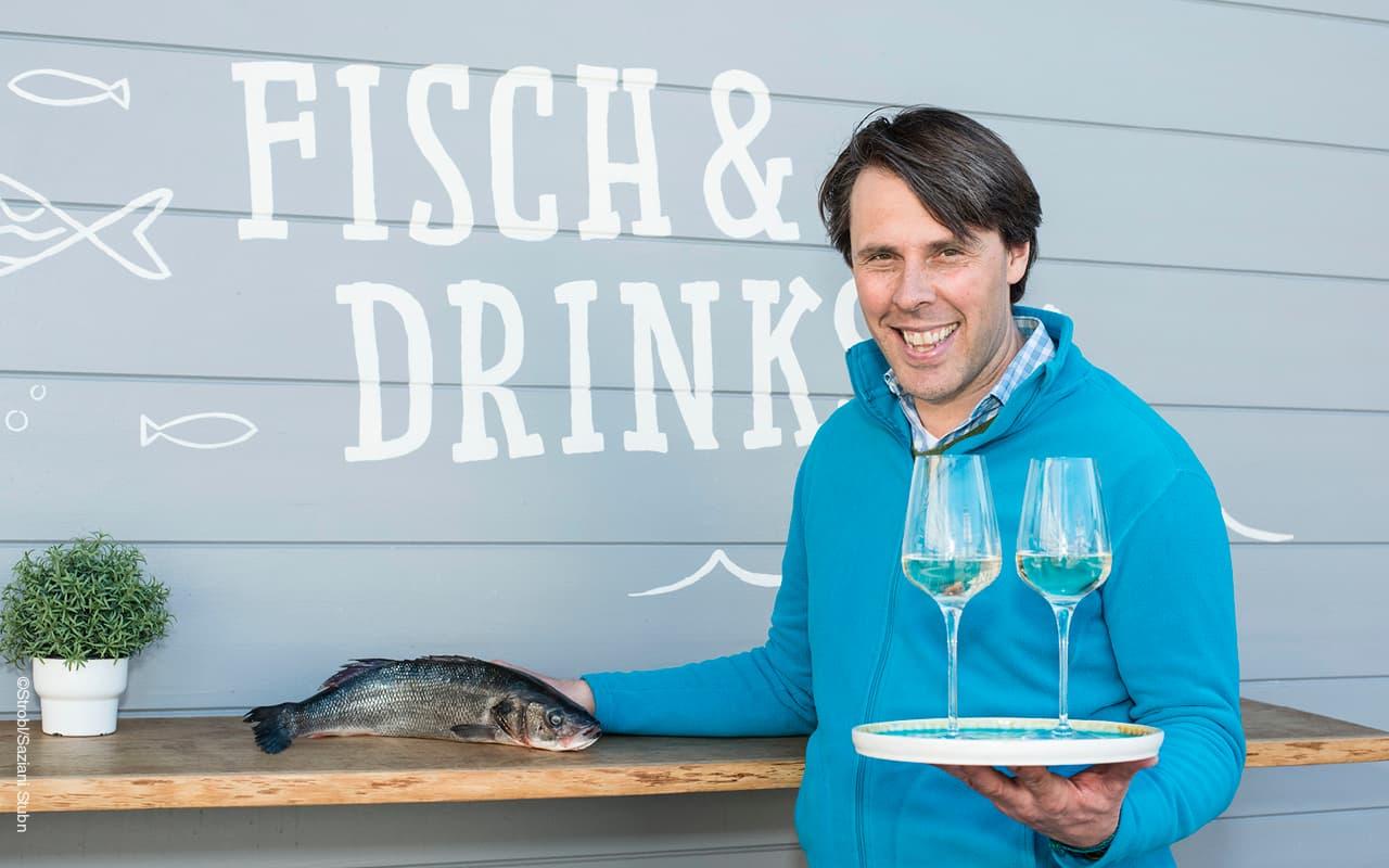 Sofisch Chef Günther Pichler