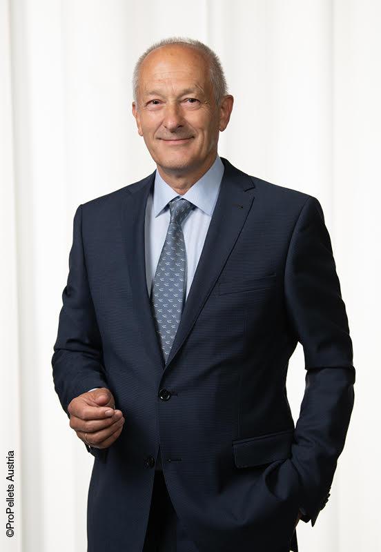 Dr. Rakos von proPellets Austria